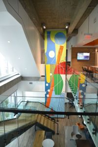Art Wall... - Holder Construction Office Photo | Glassdoor