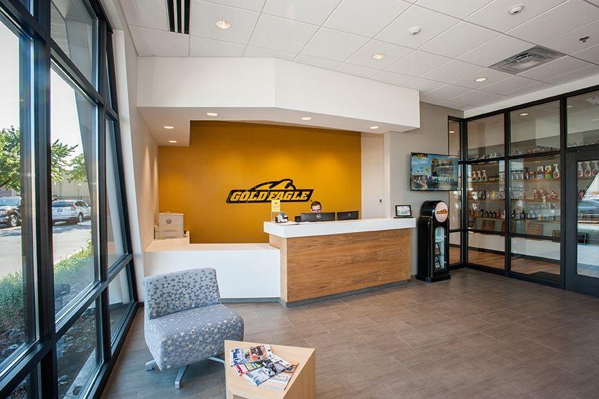 Front Desk Area - Gold Eagle Office Photo Glassdoor
