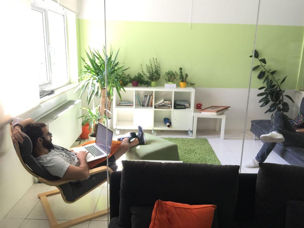 Relaxing space in Ankara ) - OpsGenie Office Photo Glassdoorin