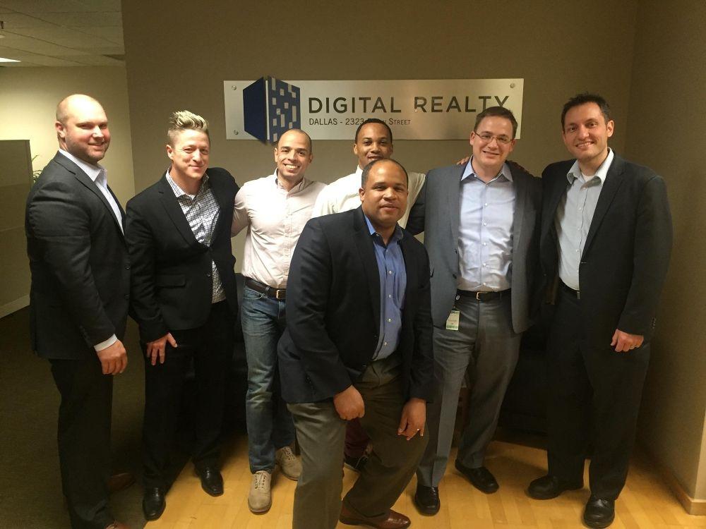 Sales in Dallas - Digital Realty Office Photo Glassdooruk