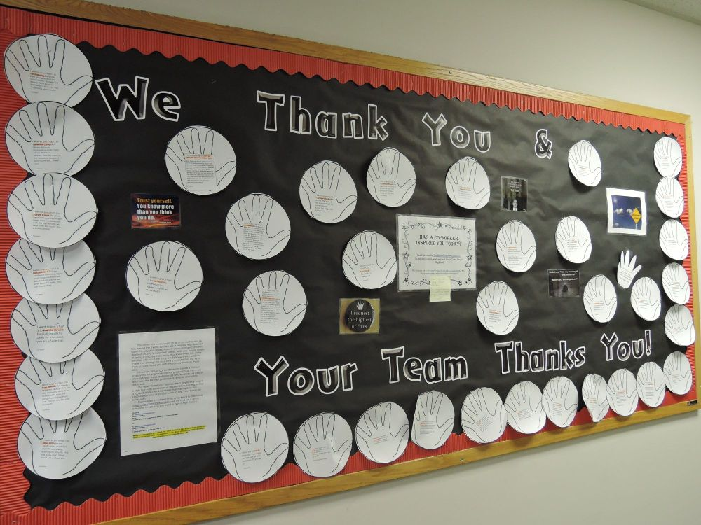 Thank You Board - SYKES Office Photo Glassdoor