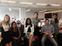 Matchy matchy in NYC... - Neo@Ogilvy Office Photo ...