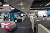 Breakout area... - NICE Office Photo | Glassdoor