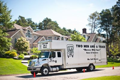 TWO MEN AND A TRUCK®... - TWO MEN AND A TRUCK Office Photo | Glassdoor