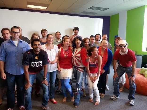 Happy 4th! - The Resumator Office Photo Glassdoor