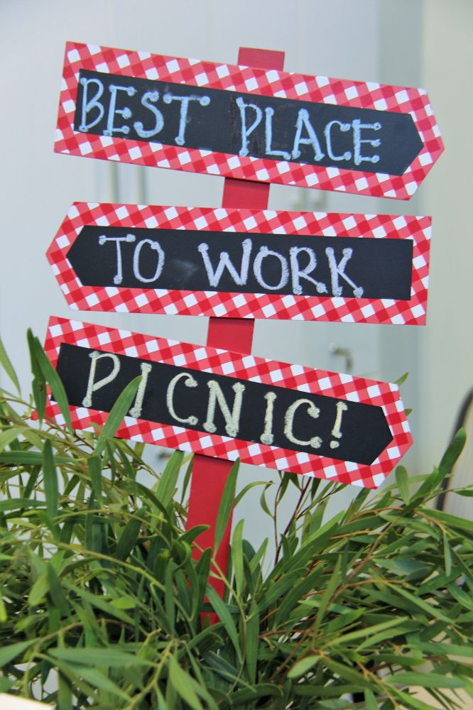 Best Place To Work Picnic