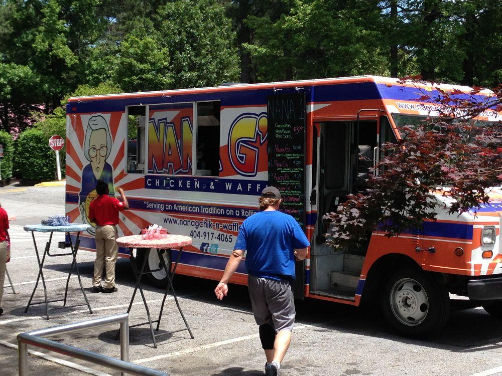 Food Truck for Lunch - Six Flags Office Photo Glassdoor