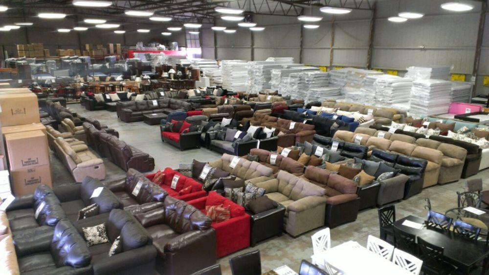 Warehouse Floor American Freight Furniture Office - American Warehouse
