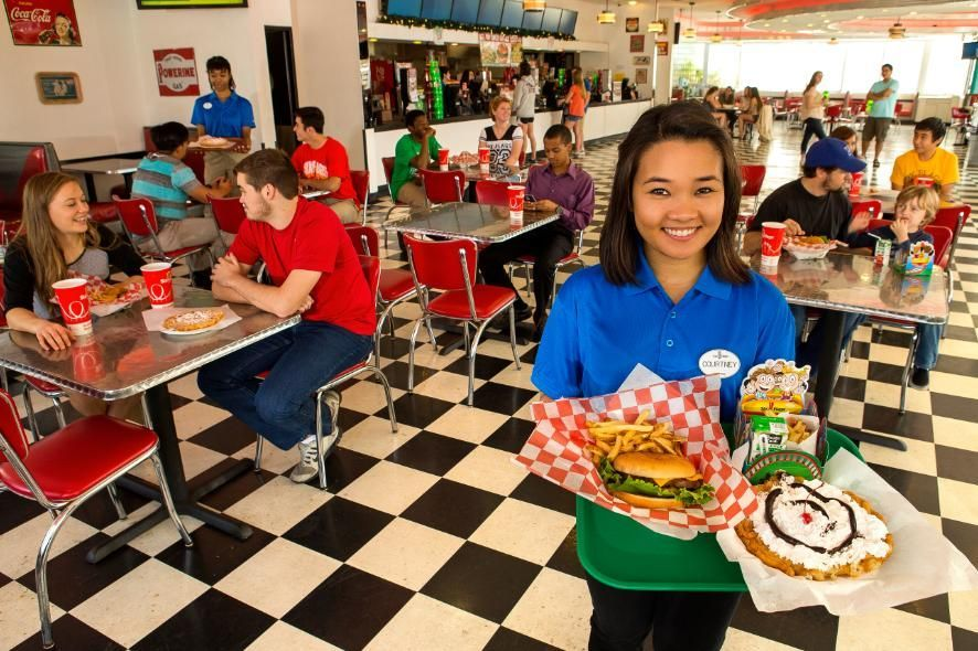 Working in foods - Six Flags Office Photo Glassdoor - six flags food