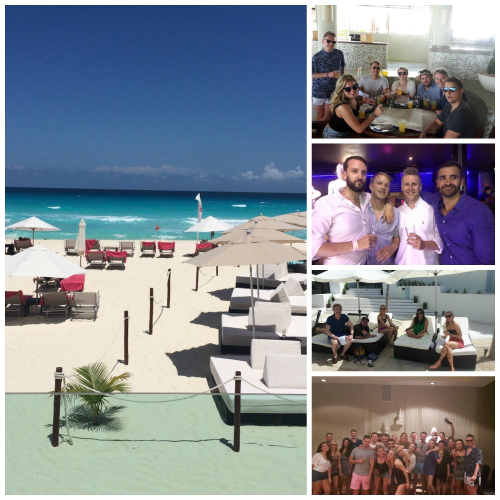 Cancun Trip Global Incentive Trip Cancu Hydrogen Group Plc Office Photo