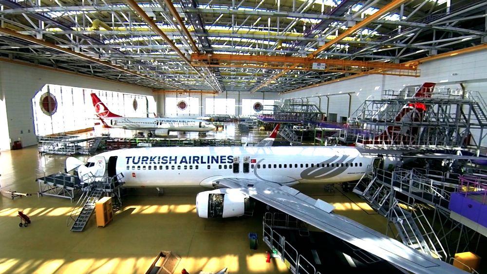 Narrow body hangar - Turkish Technic Office Photo Glassdooruk