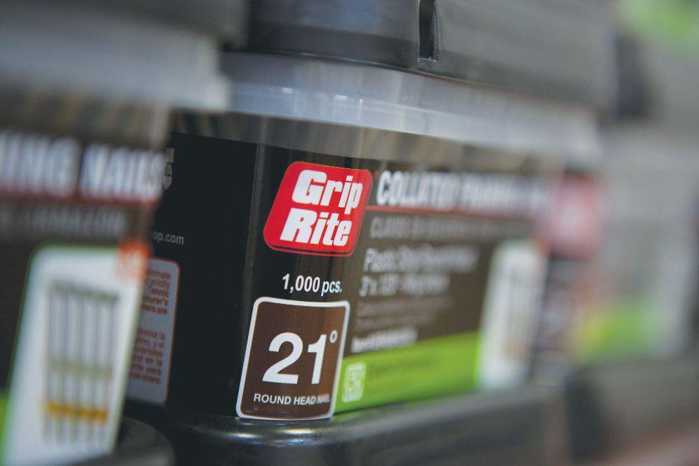 Grip-Rite Collated Fasteners - PrimeSource Building Products - primesource building products