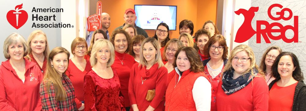 Wear Red Day for the American - MEMIC Office Photo Glassdoor