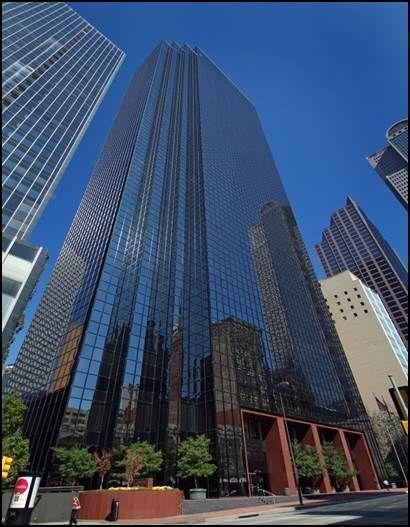 Thanksgiving Tower - Location - Santander Office Photo Glassdoor
