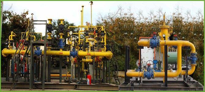 City Gate Station - Haryana City Gas Distribution Office Photo