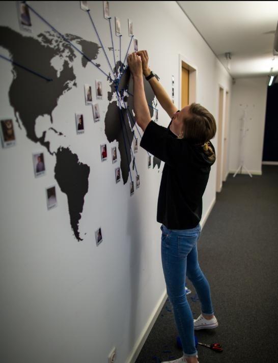 Worldmap - FinReach Office Photo Glassdoor