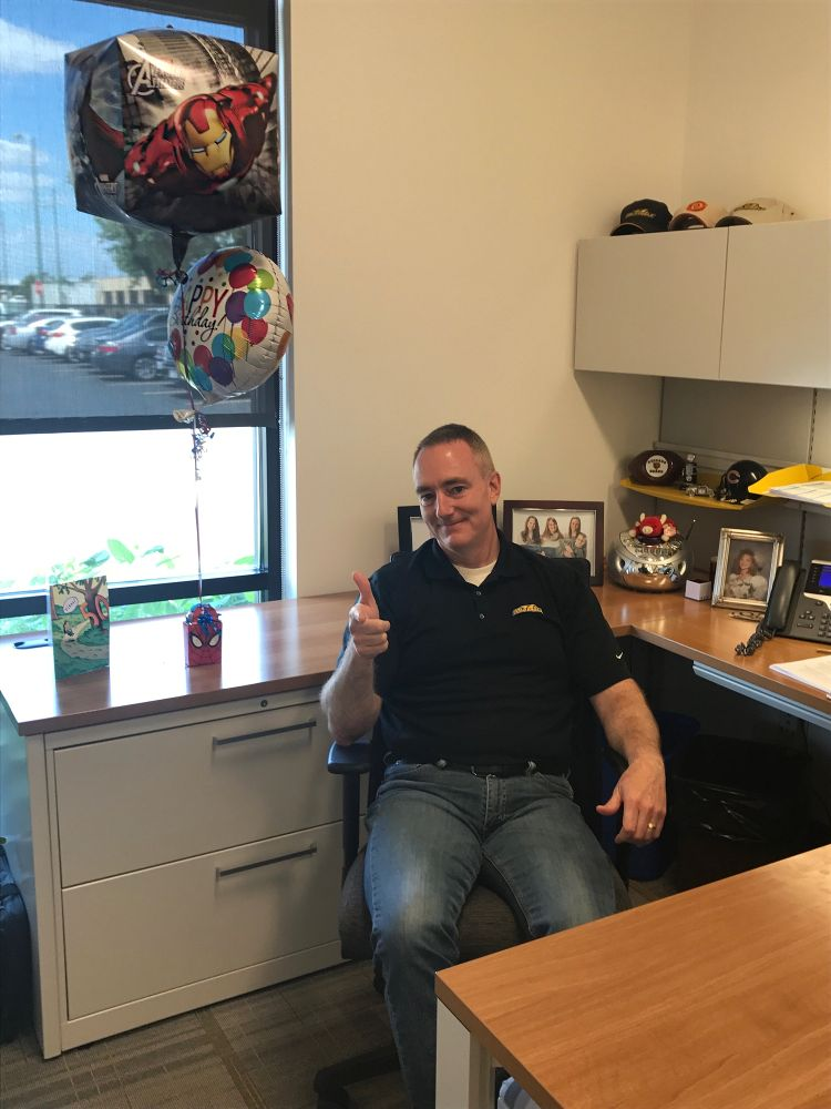 A Big Happy Birthday to Dan, - Gold Eagle Office Photo Glassdoor
