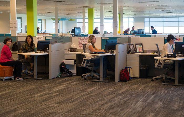 Work Space - Cherwell Software Office Photo Glassdoorin