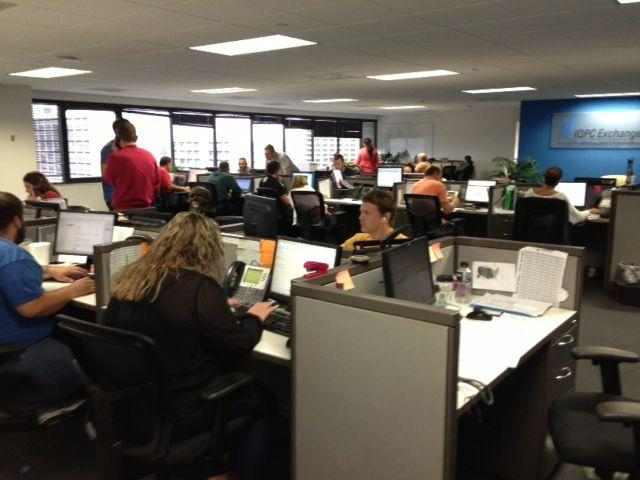 A typical Day at IQPC in Tamp - IQPC Office Photo Glassdoorin