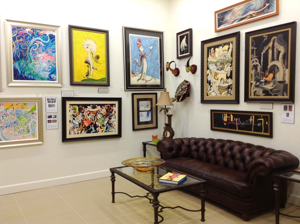 The whimsical world of Dr Se - Art Leaders Gallery and Custom
