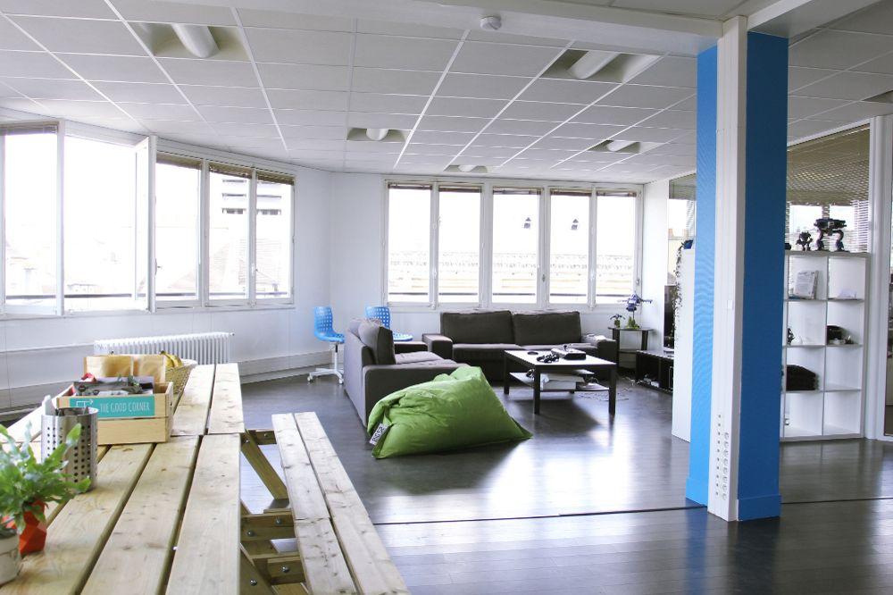 Relaxing space in Paris - Sketchfab Office Photo Glassdoorin