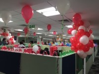 Christmas-Bay-Decoration... - Medlife.com Office Photo ...