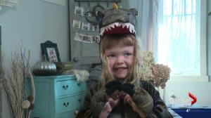 Handmade Halloween costumes still here despite growing sales