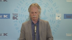 Presser: BCTF address changes to education system