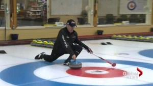 Nova Scotia man to attempt curling world record