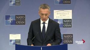 NATO summit focused on combating terrorism: Jens Stoltenberg