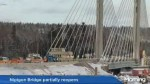 Latest on the repairs for the Nipigon River Bridge