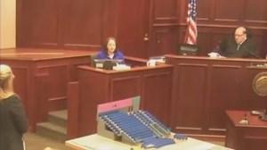 Newlywed woman testifies at James Holmes trial