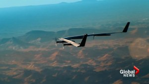 Facebook plane bringing internet to remote communities takes 1st test flight