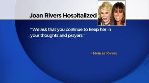 Joan Rivers appeared healthy and vibrant just hours before surgery went wrong