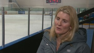 Women in hockey