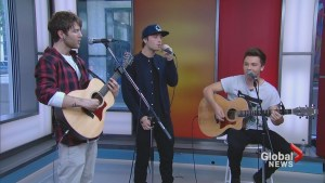 Emblem 3 hits the road for summer tour