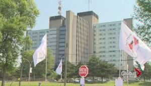Veteran hospital woes