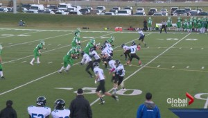 Sr. High School Football Playoffs: October 29