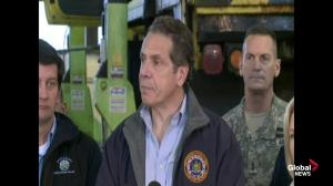 NY Governor says state must hit $27 million threshold for FEMA assistance
