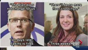 Reaction to Wildrose mass floor-crossing