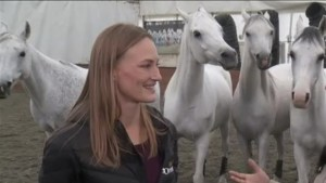 Cavalia: How performers interact with horses