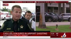 No other shooter at Fort Lauderdale airport: Police