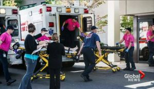 Several dead after campus shooting in Oregon