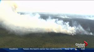 Dealing with the impact of Sask. wildfires