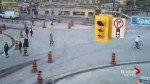 Dundas Street construction closes major traffic artery in Toronto