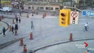 Dundas Street construction closes major traffic artery in Toronto