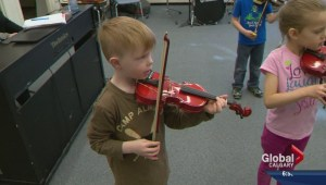 Gil Tucker: Fiddle Kids