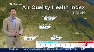 Saskatoon weather outlook – June 30