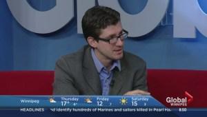 Winnipeg Coun. Matt Allard says St. Boniface stinks