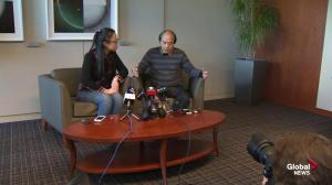 Jun Lin's father wanted answers from Magnotta